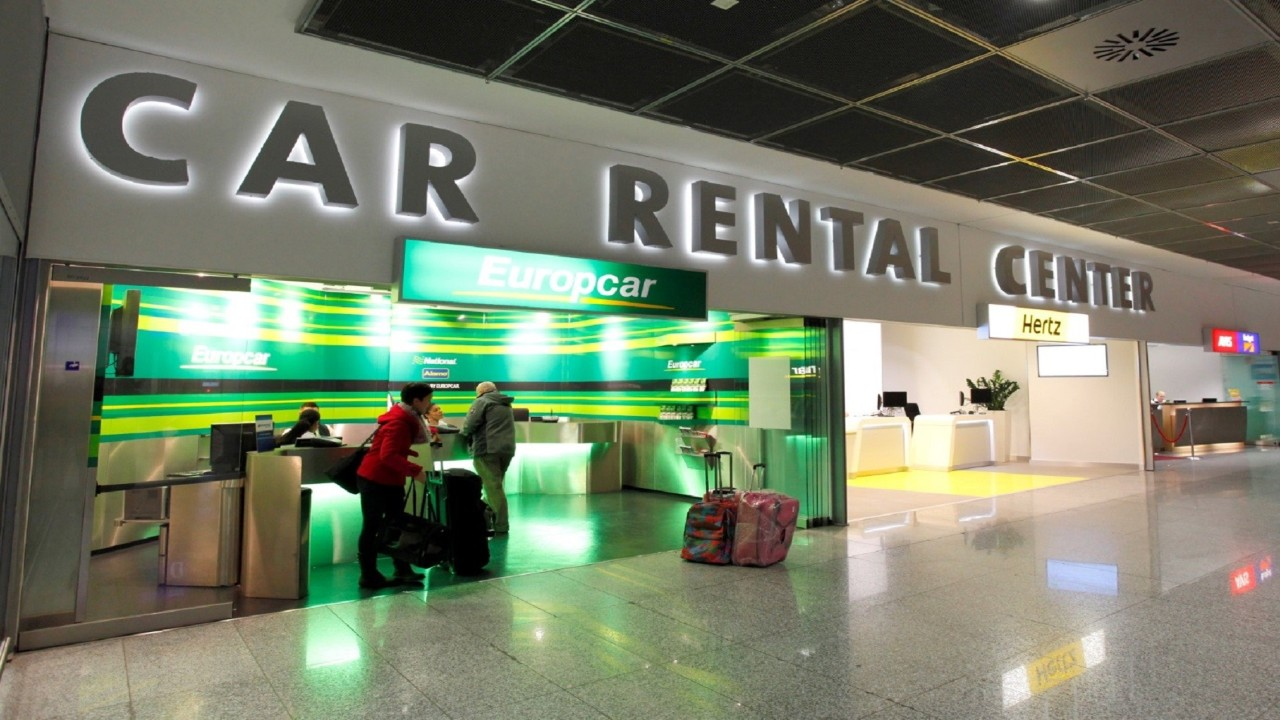Image result for airport rental cars